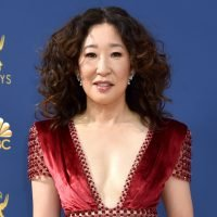 Aw! Sandra Oh Brought Her Parents to the Emmys