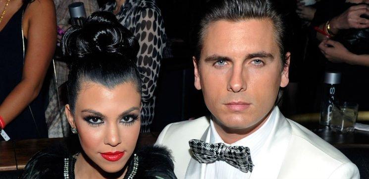 Scott Disick Apologizes To Kourtney Kardashian After Introducing Sofia Richie To Kids
