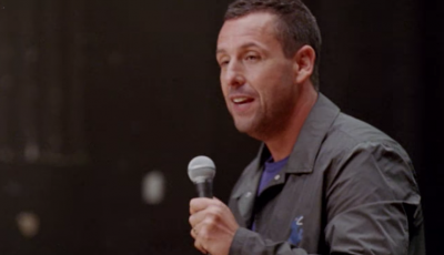 '100% Fresh' First Look: Adam Sandler's Netflix Stand-Up Special Is His First in Over Two Decades — Watch