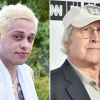 Pete Davidson Rips Into Chevy Chase Over 'Saturday Night Live' Criticism: 'He's a Genuinely Bad, Racist Person'