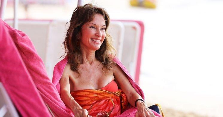 Susan Lucci, 71, Stuns in Unretouched Swimsuit Pics