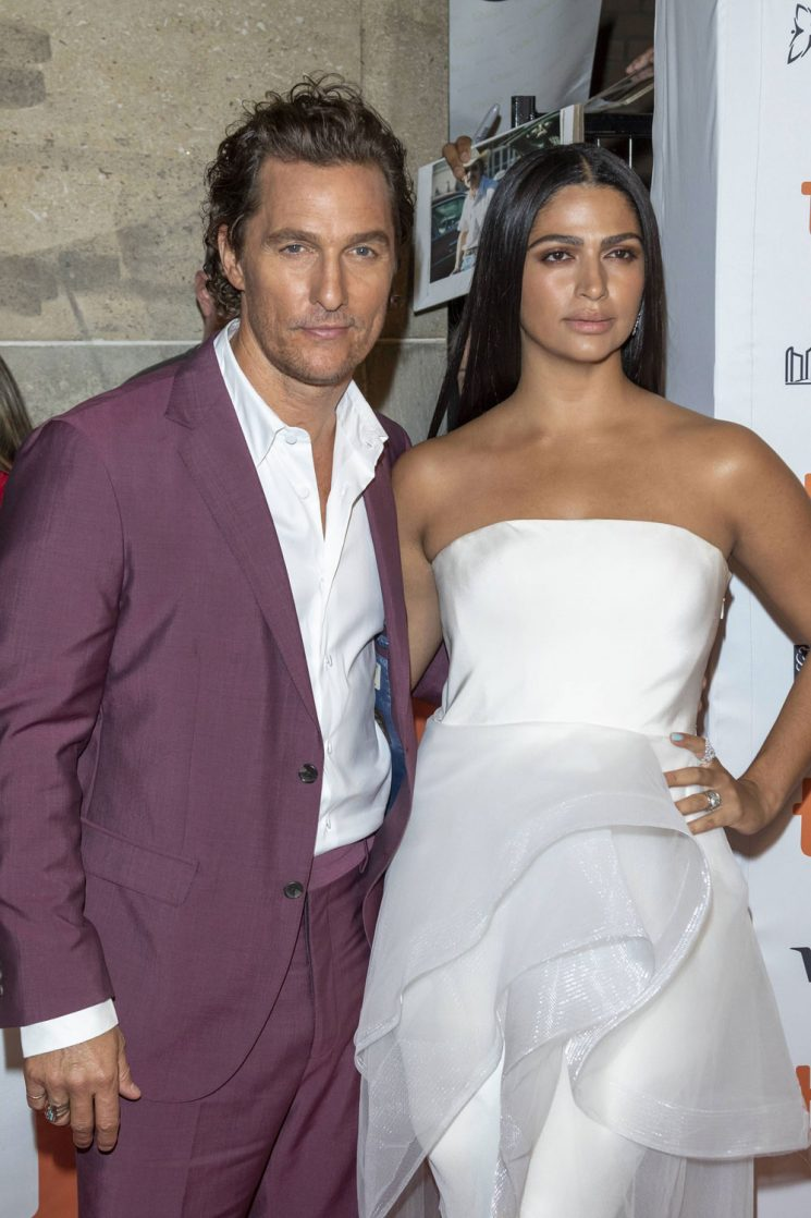 Matthew McConaughey: 'A two-parent home is usually a healthier home'