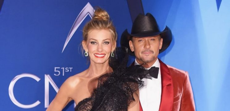 Tim McGraw Shares The Sweetest Birthday Message For Wife Faith Hill