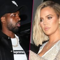 Tristan Tells Khloe Nearly Nude Club Girls Are 'Just Friends' — And She Buys It!