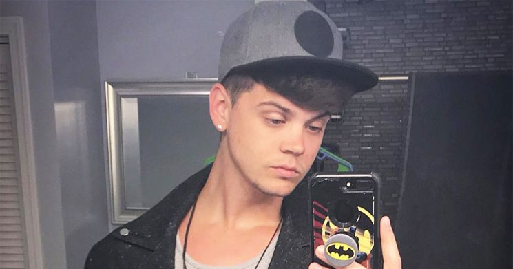 Tyler Baltierra Reveals How He Lost 43 Lbs and Shows Off His New Body: Pic