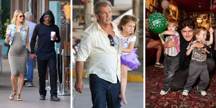 20 Celebs In Hollywood With The Most Kids