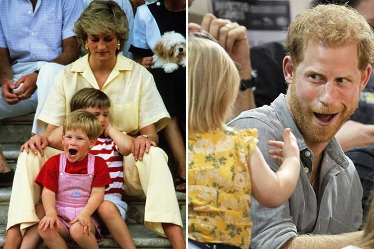 Prince Harry inherited this trait from Princess Diana…but Prince William didn't