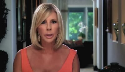 Vicki Gunvalson and Steve Lodge: Is he really just dating the RHOC star for money?