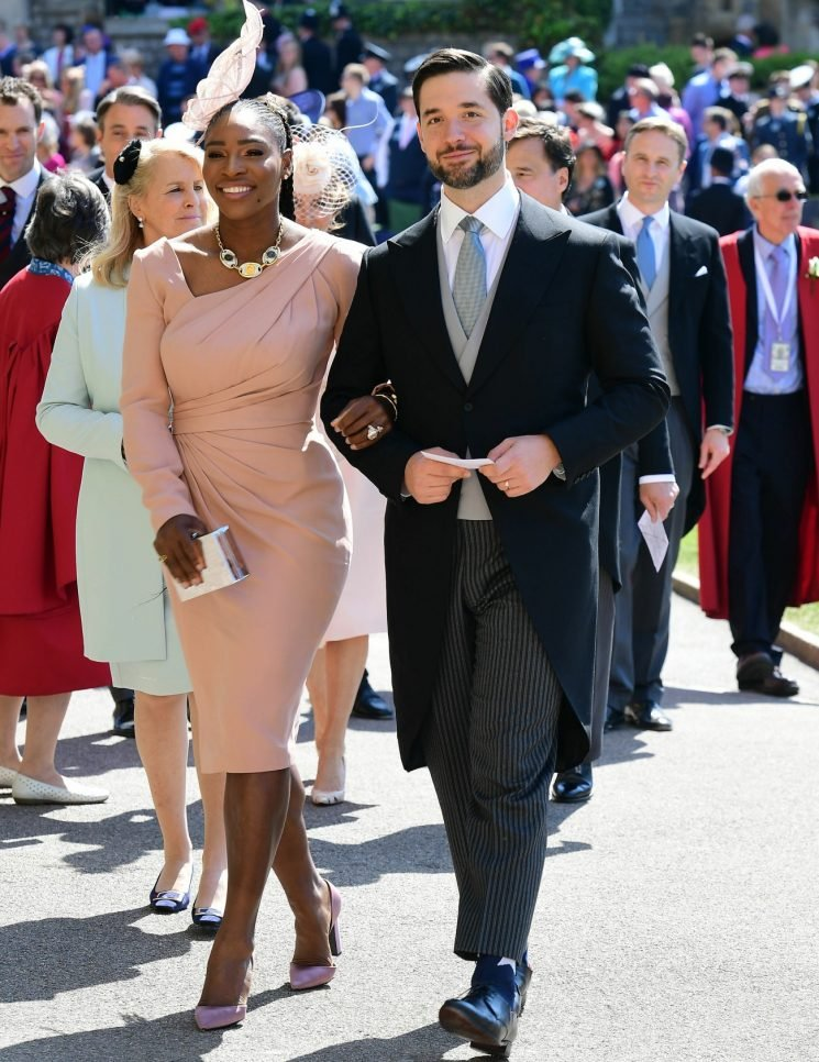 Serena Williams calls Duchess Meghan's wedding 'such a monumental moment'