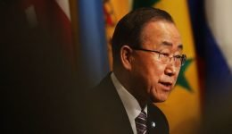 Ex-UN Chief Ban Ki-Moon Calls U.S. Health Care System 'Unethical' And 'Morally Wrong'