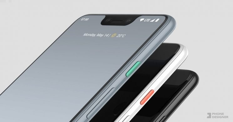 Leaked Images Reveal What Google's Next Pixel Smartphone Will Look Like