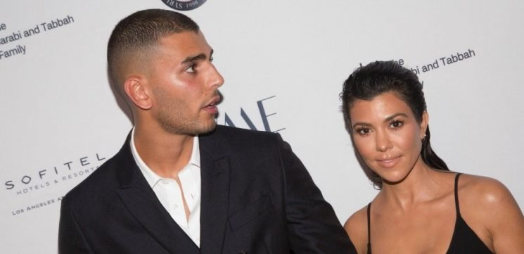 Kourtney Kardashian & Younes Bendjima Back Together: They're Giving It 'Another Shot,' Per 'Us Weekly'