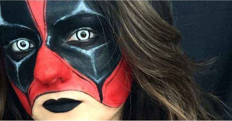 29 Ways to Pay Homage to Deadpool This Halloween — Using Only Makeup