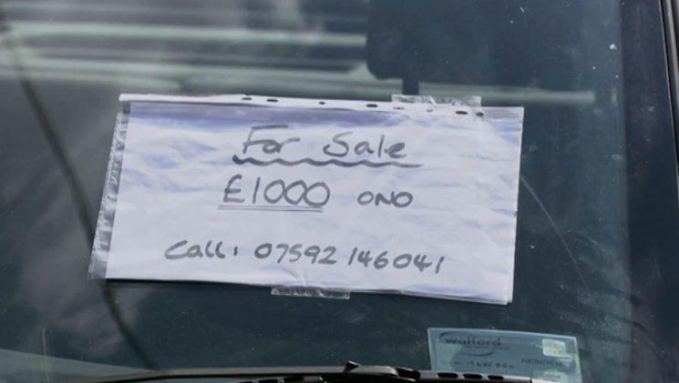 EastEnders viewers spot huge blunder as Sonia flogs M reg Punto for £1,000