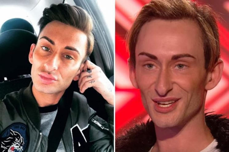 X Factor star George Windsor left traumatised after car-jacking by knife-wielding thugs