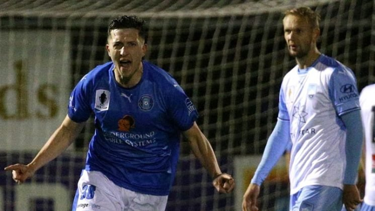 Part-timers Avondale give Sydney FC pros fright of their life