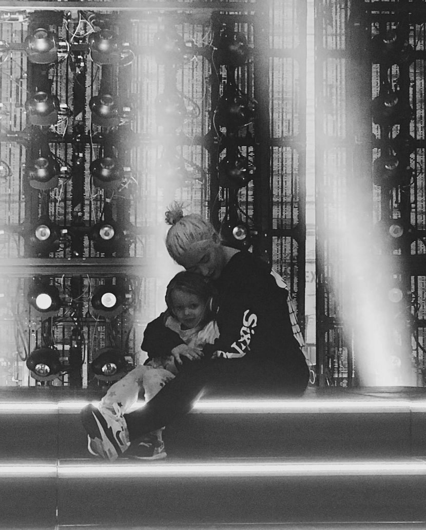Christina Aguilera Poses with Daughter Summer Ahead of Her Liberation Tour: 'Roadie 4 Life'
