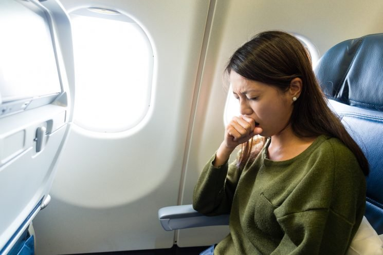 Stay Healthy While Flying with These Germ-Fighting Tips