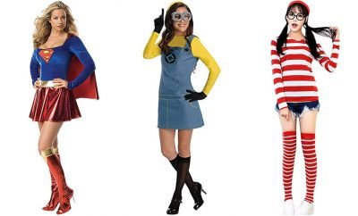 Costumes Under 25 on Amazon You Can Buy for Halloween 2018