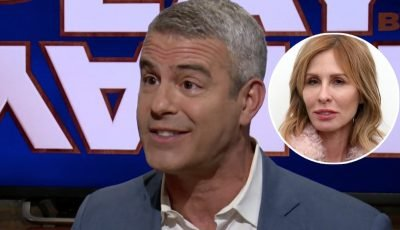 Battle Between Andy Cohen and Carole Radziwill Rages on As They Both Compare the Other to Trump
