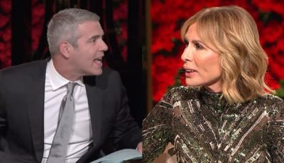 Carole Radziwill Stands By Calling Andy Cohen 'Full Of S***' After He Compares Her To Trump