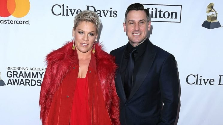 This Photo of Pink's Son Has People in a Rage