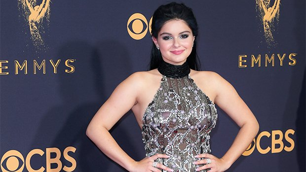 30 Most Revealing Emmys Dresses Of All Time Ariel Winter