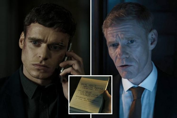Bodyguard episode five clues and theories – who set off the bomb, what's on the hidden device and is Julia really dead?