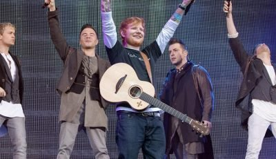 Ed Sheeran has secretly co-written Westlife's new single after band confirm plans for a reunion
