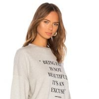 Revolve Apologizes for 'Offensive' Promotion of 'Being Fat Is Not Beautiful' Sweatshirt: 'We Messed Up Big'