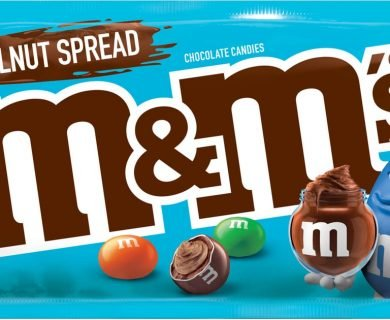 M&M's Just Unveiled a Hazelnut Spread Flavor, and It's a Decadent Dream Come True