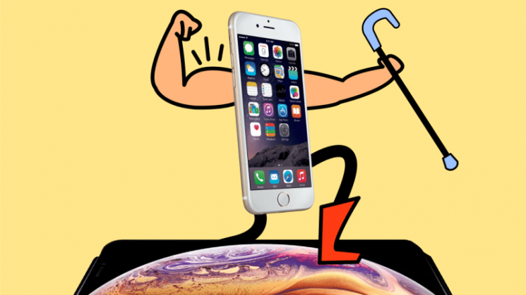 Why Apple's making your old iPhone better than ever