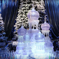 Harry Potter Studio Tour's Hogwarts In The Snow Christmas Dinner Is Back In London