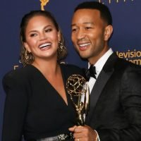 These Baby Pics of Chrissy Teigen & John Legend & Their Kids Are Identical