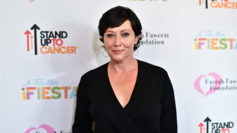 Shannen Doherty Shares Great News About Her Breast Cancer