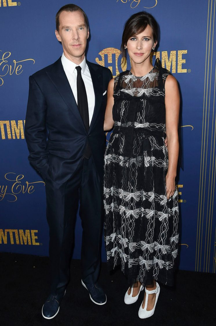 Are Benedict Cumberbatch and Wife Sophie Hunter Expecting Third Child?