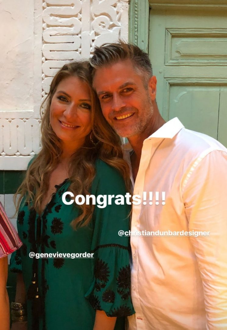 Genevieve Gorder Kicks Off Wedding Weekend with Stunning Welcome Dinner in Morocco