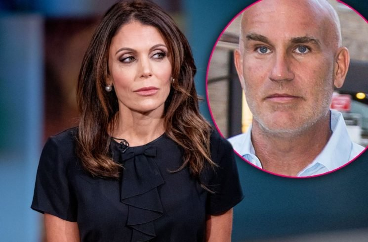 Bethenny Frankel Looks Scary Skinny After Boyfriend Dennis Shield's Shock Death