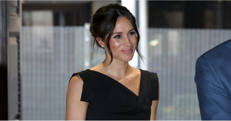 In Case You Didn't Know, Meghan Markle Can Pull Off Any Neckline, and Here's Proof