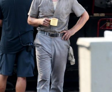 Christian Bale Slims Back Down for New Role After Gaining Weight to Play Dick Cheney