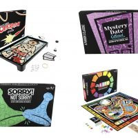 Hasbro Unveils Hilarious New Twists on Classic Board Games Like Clue, The Game of Life and More