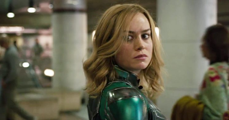 Brie Larson Is the Ultimate Badass in First 'Captain Marvel' Trailer