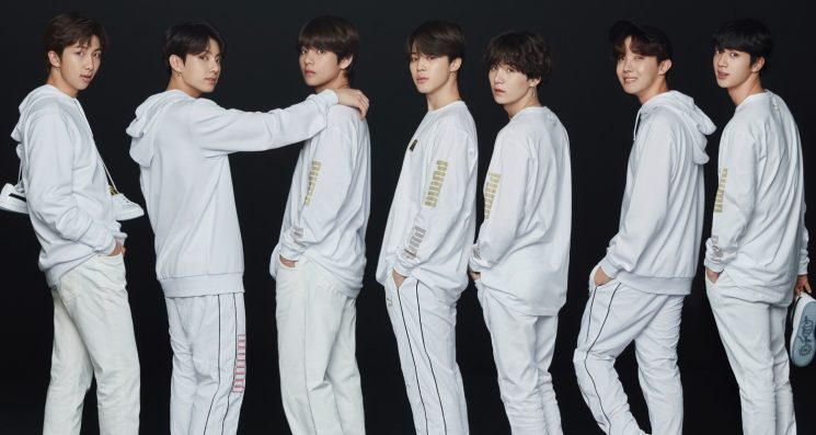 BTS Show Their Style in New 'Puma' Campaign Photos – See All The Pics!