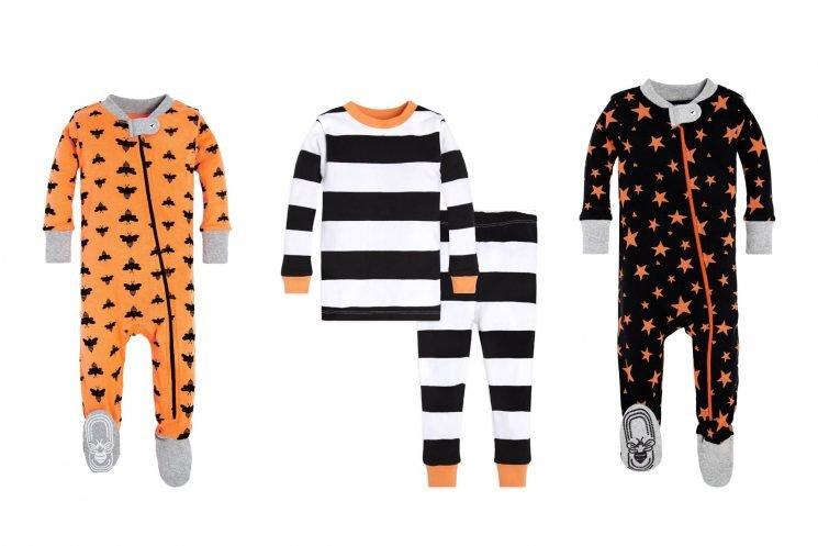 Spooky Sleepwear! Burt's Bees Baby Releases Three Adorable New Halloween Pajama Patterns