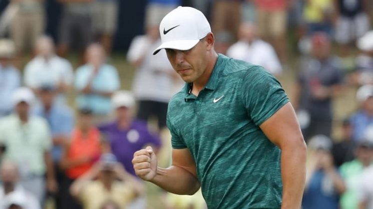 Koepka named PGA of America's player of the year