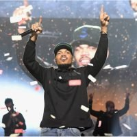 Chance the Rapper Took Everyone to Church at Spotify's RapCaviar Concert