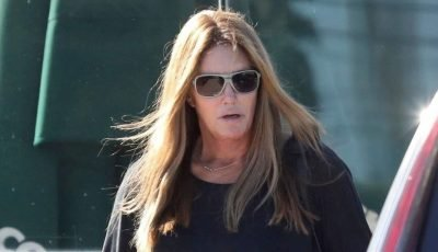 Caitlyn Jenner Goes for a Coffee Run in Malibu