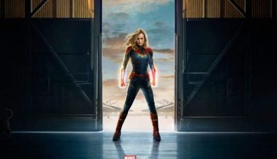 """The First Trailer For """"Captain Marvel"""" Is Out"""