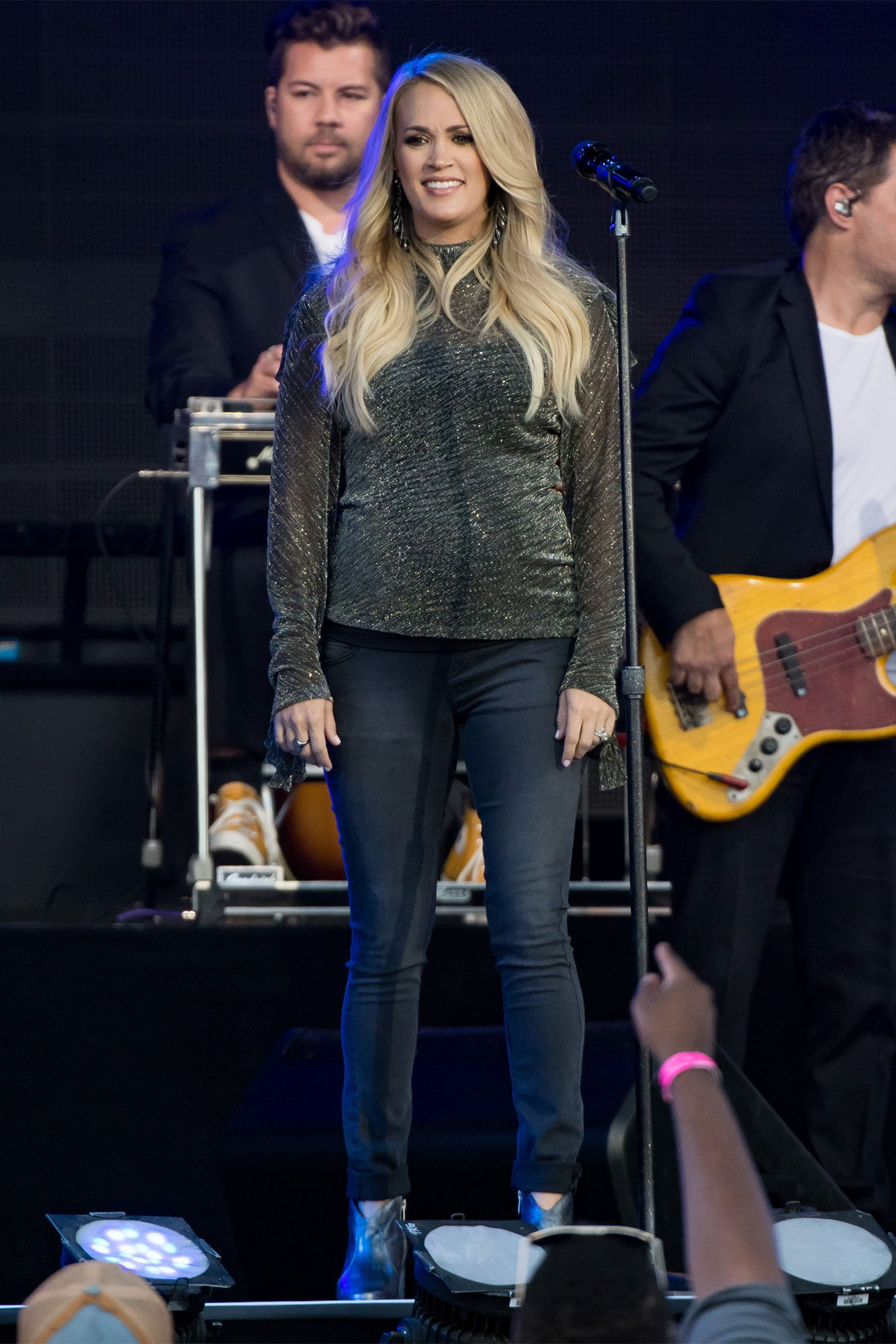 All The Details On Pregnant Carrie Underwood S Maternity