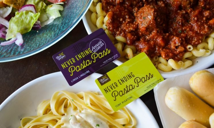 Olive Garden Will Give You A FREE Annual Pasta Pass, If You Solve This Puzzle